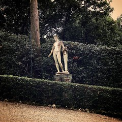 boboli #florence #italy #tuscany #nature #art... (ER-Photo) Tags: italy sculpture art nature statue garden florence spring tuscany boboli gardendesign uploaded:by=flickstagram instagram:photo=12290038303530234182204679691