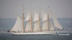 Dia da Marinha 2016 (P.J.V Martins Photography) Tags: portugal sailboat war wind lisboa lisbon navy maritime sail oeiras mast tallship warship marinha portuguesa veleiro mastro ntmcreoula