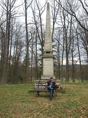 RY11-01 - at the Obelisk with Aros (Droigheann) Tags: jag