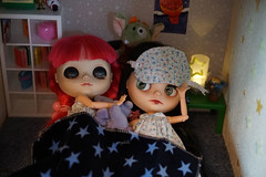 250/365 and Blythe A Day 31 May 2016 - Good night!