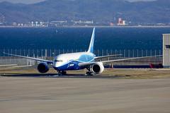 Preserved Dreamliner at Centrair (atg3v) Tags: japan nagoya boeing preserved ngo chubu centrair 787 b787 dreamliner rjgg