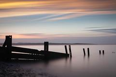 IMG_0752.jpg (steveowen528) Tags: groyne northwales sunset longexposure llanfairfechan sea