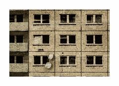 C'tait demain (hlne chantemerle) Tags: streetart art photographie faades extrieur paysages evol murs palaisdetokyo intrieur noirblanc urbain pochoir srigraphie btiments muses photosderue