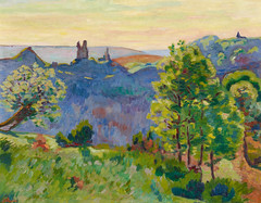 Les Brjots, premiers jours de mai, le matin = Les BrjotsEarly May, Morning (Grandiloquences) Tags: trees church landscapes spring burgundy may churches panoramas villages panoramic hills impressionism mornings 1910s 20thcentury steeples valleys landscapepainters frenchart landscapepaintings frenchcountryside fauvist fauves frenchartists guillaumin frenchimpressionism frenchvillages armandguillaumin frenchimpressionists frenchpainters colorists springmornings frenchlandscapists fauvistlandscapes lesbrjots brjots frenchcolorists