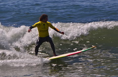 WSL Longboard Pro Surf Competition June 2016 - Gaia, Portugal (sweetpeapolly2012) Tags: sea beach portugal water sand surf waves surfer surfing surfboard longboard surfers gaia longboarders longboarder prosurf
