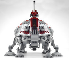 AT-TE11 (clebsmith) Tags: starwars lego walker