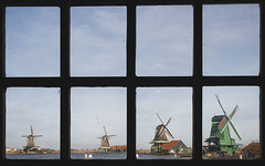 Four in a row (Stefano Montagner - The life around me) Tags: city netherlands windmill amsterdam cityscape windmills olympus muliniavento olympusomd thelifearoundme stefanomontagner em5markii em5mkii