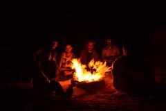 DSC_0177 (Souleyman_Sandid) Tags: horse night fire algeria adrar