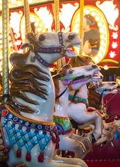Carousel At The San Diego Fair @sandiegofair #sndiego #sandiegofair #carousel #carnivalrides (FilmAndPixels) Tags: carnival carousel fair instagram ifttt