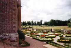 Charlecote Park (J. Andrew Crosby) Tags: park old england vintage buildings birmingham scan disposable knowle charlecote