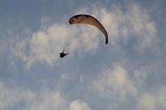 Parapente - Natural Games -Millau (12) (FloLfp) Tags: blue summer sky france sport natural pentax games area 12 paragliding francia millau parapente extrem aveyron 法國