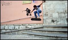 San Nico (Makoki in Frame) Tags: nikon san skateboarding flip skate skateboard nico sk8 makoki kickflip producciones d90