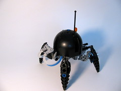 Cryo Drone 3 ([Bloodwolf42]) Tags: robot lego technic bionicle drone