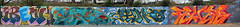 Iben by Dread, dyelck, Pedro, Fevar (dyelektricum) Tags: park uk london art wall painting graffiti artist graf can pedro writer halloffame spraypaint freehand piece aerosol hof spraycan tottenham 2012 markfield legalgraffiti paintaholics 3hand dyelk pedronicus paintaholix dyelektricum dyelck