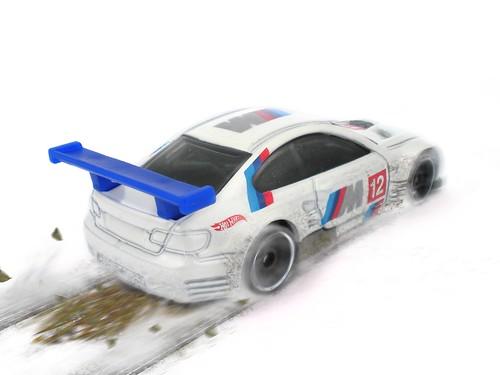 HotWheels - BMW M3 GT2