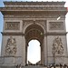 Arc de Triomphe - backside