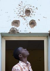 Joseph, Camp Kigali memorial - Rwanda (Eric Lafforgue) Tags: africa man plaque outdoors death memorial war hole belgique massacre mort kigali rwanda civilwar tragedy impact unitednations stele afrika bullet capitale guerre commonwealth oneperson onu homme trou afrique balle eastafrica nationsunies centralafrica campkigali 8202 kinyarwanda tutsi ruanda hutu guerrecivile afriquecentrale רואנדה 卢旺达 르완다 盧安達 republicofrwanda руанда رواندا ruandesa