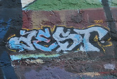 Ed Trask Mural with AEST DOS (_cmoney_) Tags: graffiti