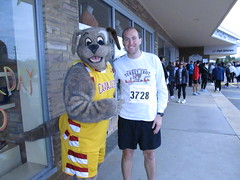 Beech Brook (1) (Moondog Mascot) Tags: 100k moondog cavaliers beechbrook 04222012 fleetfeetsports5k