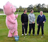 Ronnie Whelan, Jason McAteer and Ray Houghton The 10th Annual Pigback.com Ronnie Whelan Golf Classic at the K Club in aid of Myasthenia gravis and the Marie Keating Foundation Dublin, Ireland