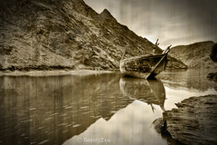 Muscat - abandoned ship at Al Khairan . . . [Explored] (Beauty Eye) Tags: city longexposure nightphotography sea seascape building green eye abandoned architecture night photoshop canon dark landscape boats eos rebel landscapes long exposure day seascapes nightshot outdoor royal scene palace adobe bluehour om tamron oman muscat royale royalpalace 2012 alam lightroom t3i mct khairan cameraraw parisopera ultrawideangle    f3545 600d yiti   yitti   beautyeye masqat 1024mm   canon600d   tamronspaf1024mmf3545diiild  rebelt3i kissx5 diiild canon600deos oman omanomancountry tamronspaf1024mmf3545d omanevents muscatalalampalace
