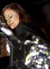 Isabel Cortez Expo Moto 2011 (GG_catcher) Tags: mexico model colombian modelo colombiana 2011 edecan motofashion expomoto italika isabelcortez