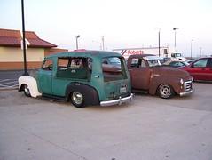 100_2605 (neals49) Tags: oklahoma truck kat mcdonalds stray dewey 500 gmc hotrods kustoms canopyexpress straykat straykats