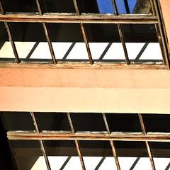 la finestra i les ombres (estiu87) Tags: window arquitectura shadows minimal finestra fassade ombres fassana