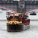 The Queen's Diamond Jubilee River Pageant Flotilla London, England