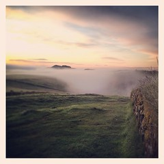 (Laura donothey) Tags: fog sunrise northeast hexham landscapephotography northumberlandnationalpark instagram lauradonothey