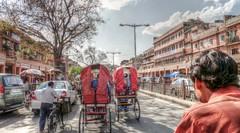 Rickshaw Ride, Jaipur, Rajasthan, India (Lemmo2009) Tags: india rickshaw jaipur rajasthan rickshawride thepinkcity