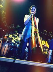 Didgeridoo (morgler) Tags: concert stage hamburg musik didgeridoo criscosmo