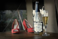 (~ Helen ~) Tags: shoes cider storybookvintage coffeeshopaction justinlisaswedding