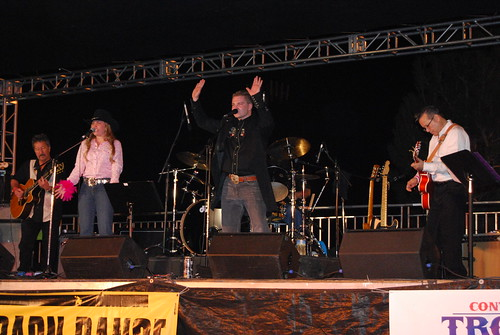 Jacob Nelson, Molly Wineland and the Tone Wranglers