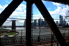"Crossing the Manhattan Bridge • <a style=""font-size:0.8em;"" href=""http://www.flickr.com/photos/59137086@N08/7173179557/"" target=""_blank"">View on Flickr</a>"