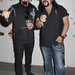 Chad Gray and Vinnie Paul, The Metal Hammer Golden Gods Awards at indigO2 London, England