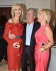 Yvonne Keating, Gary Kavanagh and Lisa Duffy CARI Summer Lunch and Fashion Show Dublin, Ireland