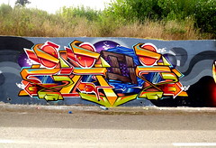 Zade (COLOR IMPOSIBLE CREW) Tags: chile color graffiti crew 2012 zade imposible penco fros concegraff