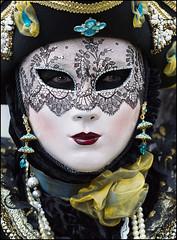 Venetian look 4 (thanks for 675.000 hits) Tags: portrait colour eye look canon eos eyes mask headshot venetian portret venetie 70200mm jardinsdannevoie lescostumsdevenise