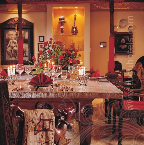 Dining Bale Puputan - Hotel Tugu Bali