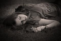 Sleeping Beauty (Nelidies) Tags: lost sadness darkness sleep stillness existence