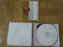 原裝絕版 2005年 4月6日 松隆子 MATSU TAKAKO 松たか子 a piece of life CD 港版 中古品 2
