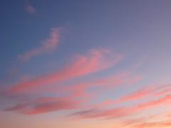 Pastel strokes (Quarta sunset) (AMoska) Tags: sunset sky nature clouds skyscape pastel natureza cu prdosol nuvens