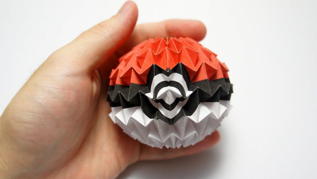 Origami Magic Ball Instructions Diagrams Hammdann The Worlds Newest Photos By Jo Nakashima Flickr Hive Mind