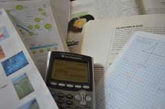 Exams, Exams, Exams (22/52) (Victor Feng) Tags: science study exams math calculator geography sat pictionary graphing weektwentytwo fiftytwoweekproject