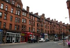 High Street, Glasgow (Brownie Bear) Tags: street city uk houses st scotland high close box britain glasgow united great kingdom empire gb second boxes tenement polis