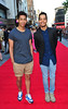 Rizzle Kicks arrives at the world premiere of iLL Manors on Wednesday May 30, 2012 in London. (Photo by Jon Furniss/Invision/AP)