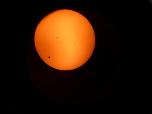 Tránsito de Venus- gira CIENTEC