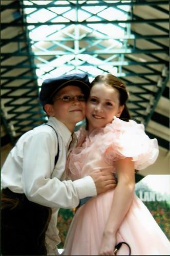 Jacob Nelson and Emily Grandpre