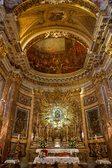 "Santa Maria della Vittoria • <a style=""font-size:0.8em;"" href=""http://www.flickr.com/photos/89679026@N00/7378193302/"" target=""_blank"">View on Flickr</a>"